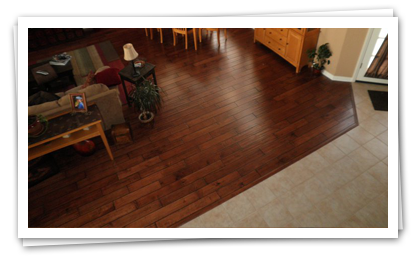 Real Hardwood Flooring Sales & Installation